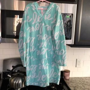 Other - Justice girls fleece nightgown